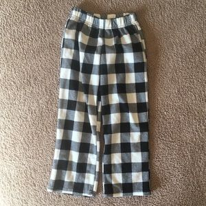 Other - Fleece pants size 6 girl or boy unisex
